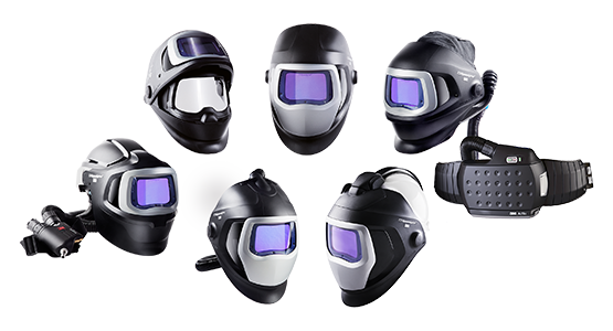 Welding Helmet Series